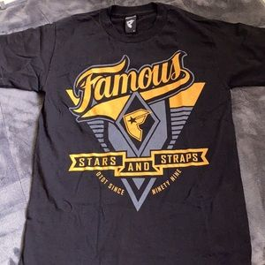 Famous Stars and Straps short sleeve t-shirt
